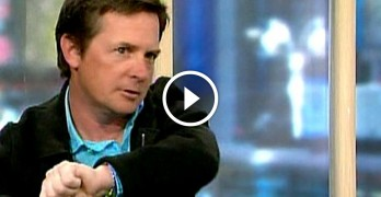 Michael J. Fox discusses staying positive and working through Parkinson's